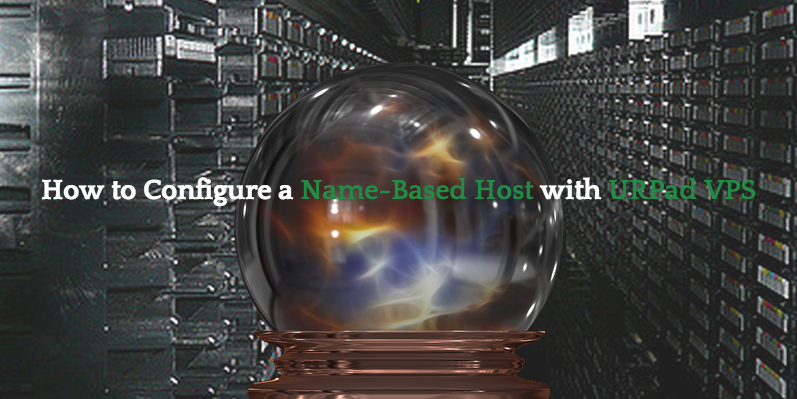 How to Configure a Name-Based Virtual Host with VPS image