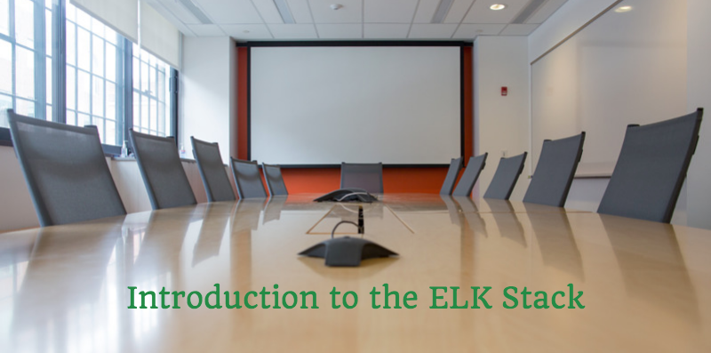 What is ELK Stack image